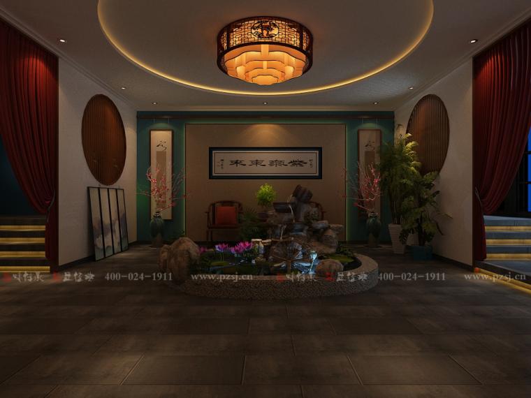 葫芦岛私人会所设计_沈阳品筑装饰设计公司-A02.jpg