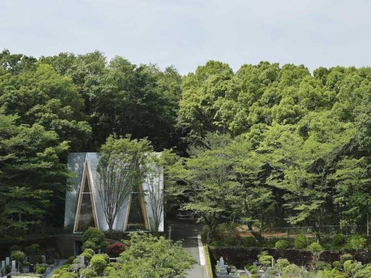 日本狭山湖畔陵园