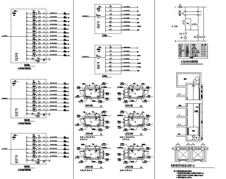 广东省住宅及配套商业公建机电设备施工图