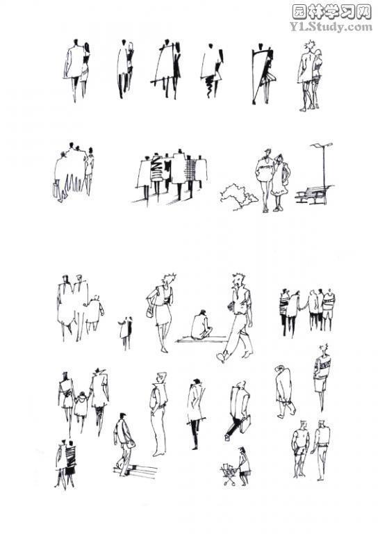手绘素材分享给大家,可以学习~