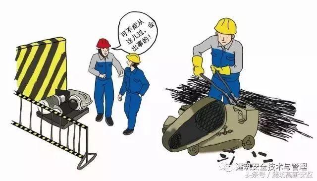 建筑施工安全规范图解,图文并茂,用作安全教育再合适不过!_16