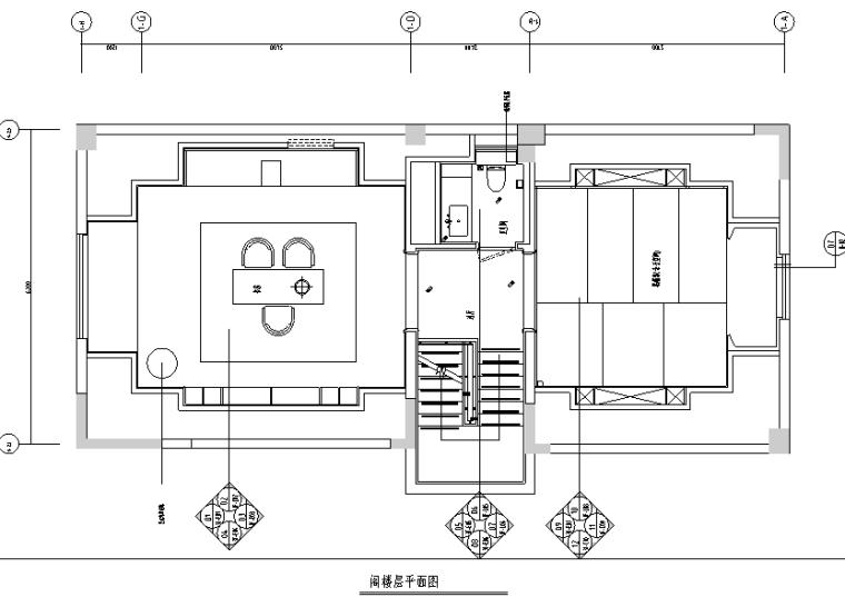 翠屏九溪诚园南区中式简欧别墅设计施工图(附效果图+方案文本)
