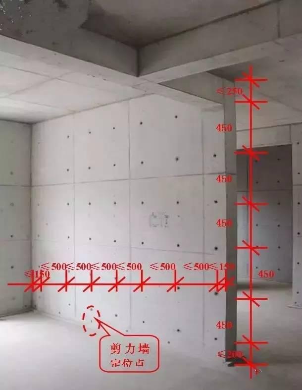 工地上必知的剪力墙、梁、板模板标准做法