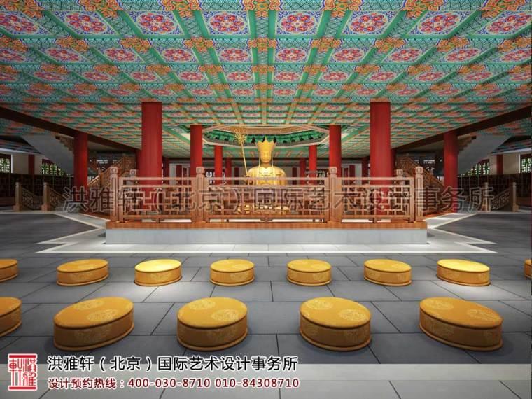 四川省遂宁市大悲寺中式设计设计效果图案例_2