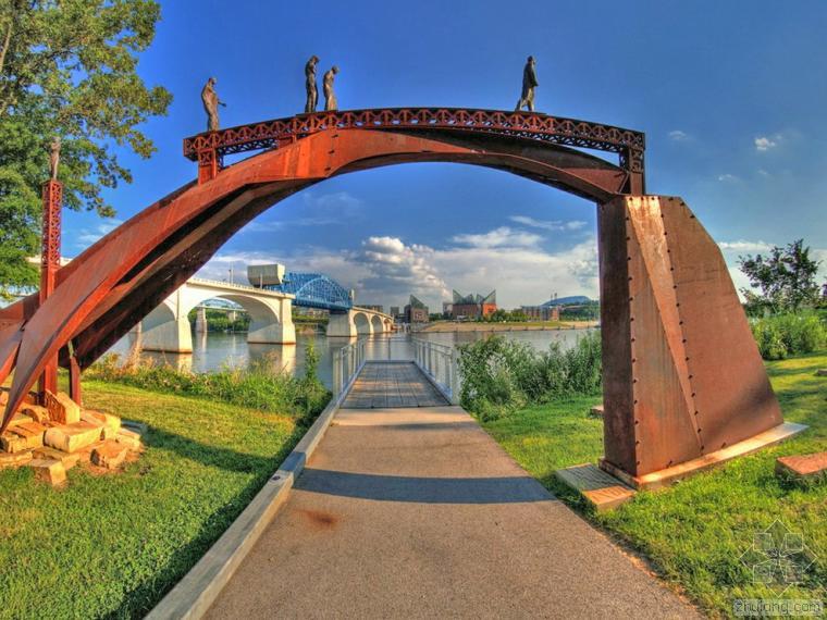 滨水公园景观设计_8