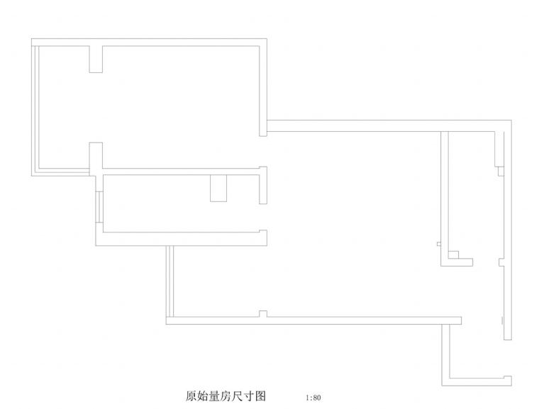 《雅舍》北京70平2居美式风格实景案例_11