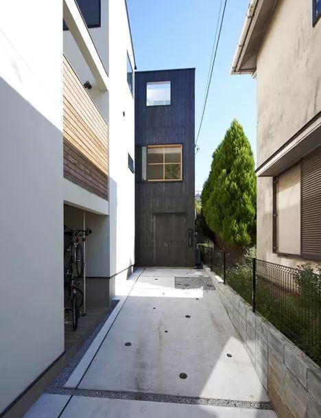 这位日本空间建筑家设计的住宅,太想住了!