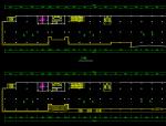 临街商业建筑设计方案(CAD文件)