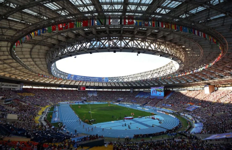 2018年俄罗斯世界杯决赛球场: 卢日尼基体育场
