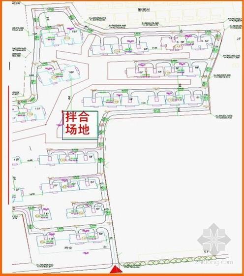 [河南]住宅楼灰土挤密桩地基处理施工方案
