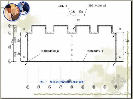 建筑电气工程量计算实例详解