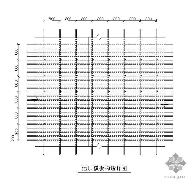 滦平县某净水厂土建项目施工组织设计