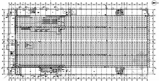 [湖南]生产厂房给排水消防设计竣工图纸