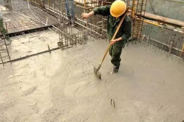 七步告诉你楼板混凝土是怎么收面的!