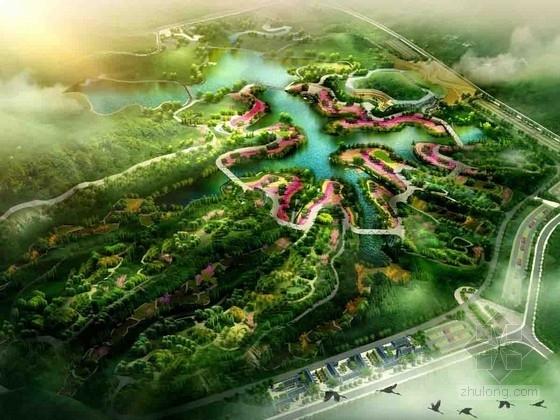 [重庆]园林博览会景观规划设计方案