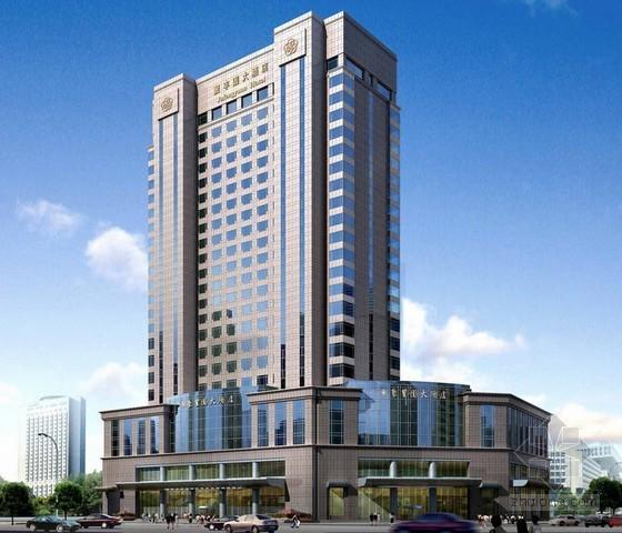 [深圳]豪华酒店大型机电工程施工组织设计355页
