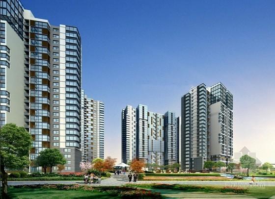 [陕西]高层住宅小区优质结构工程汇报(创国优奖)