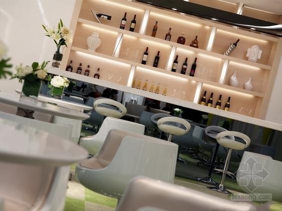 [杭州]现代简约售楼处室内装修图(含效果和实景) 实景图