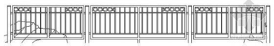 围墙栏杆详细做法