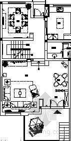 某3层别墅装修图纸