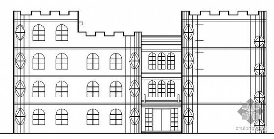 [临汾市尧都区]某幼儿园三层教学楼建筑施工图