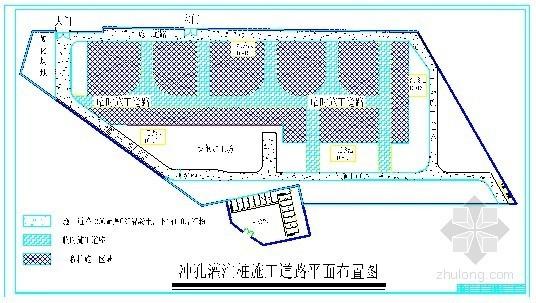 [广东]某高层商业楼工程冲孔桩施工组织设计