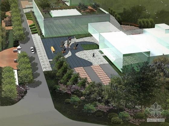 杭州市某医院环境景观设计