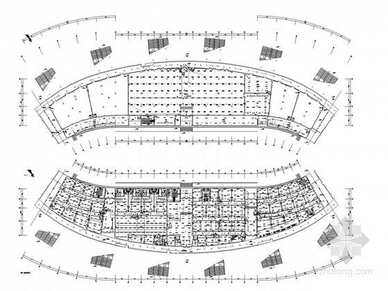 [重庆]大型体育场及公园全套电气图(完整节能图纸文档)