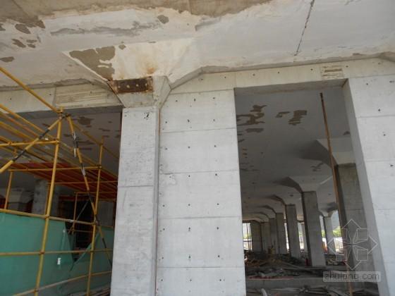 [QC成果]工业建筑改建结构加固工程质量保证(ppt 混凝土与钢结构连接)