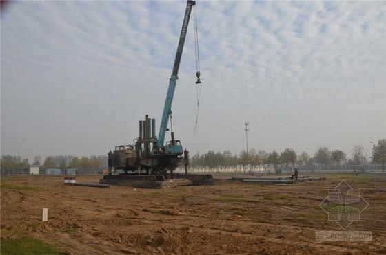 [PPT]机场扩建工程桩基施工方案演示(31页)