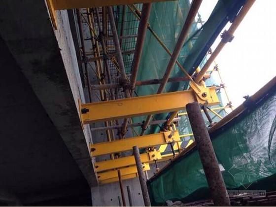 [浙江]高层商品住宅项目上拉悬挂式悬挑脚手架专项施工方案