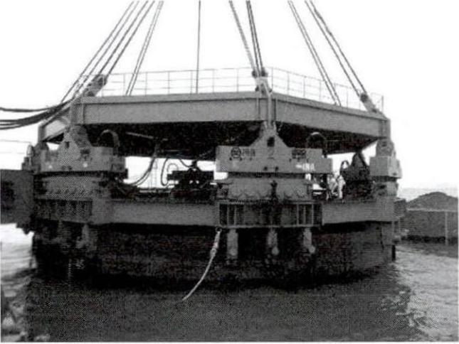 大面积围海造陆围堰工程关键技术研究及应用_5