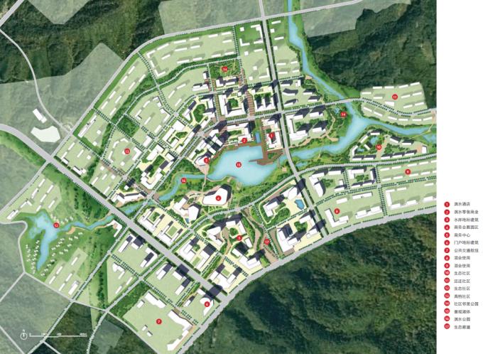 [四川]山水宜居特色临港经济开发区城市规划设计方案_5