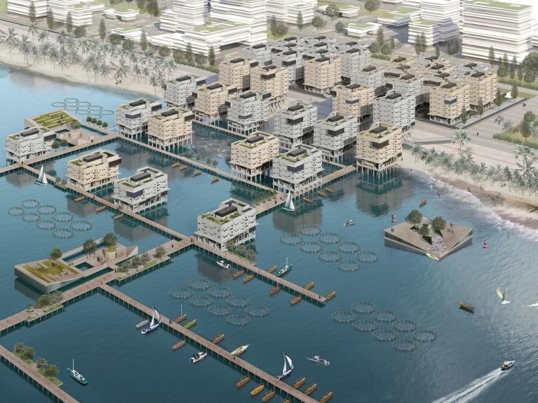 雅加达绿色曼哈顿总体规划-8