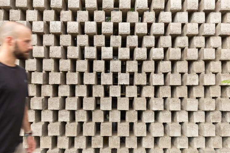 建筑中的混凝土块:如何使用这些低成本材料?_12