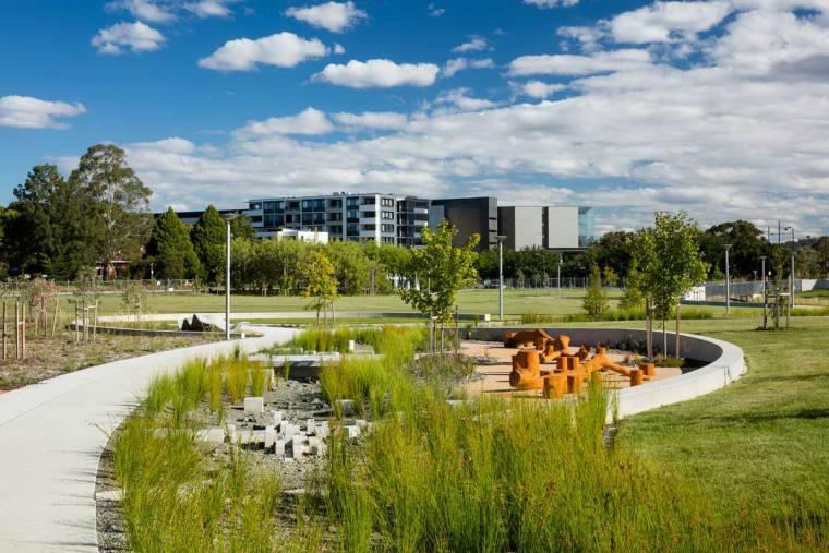 澳大利亚Hassett公园