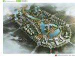 【上海】金山工业园中心景观设计方案
