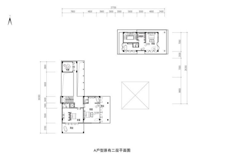 海南中信千舟灣三期A.B.C户型别墅深化方案及效果图(113页)