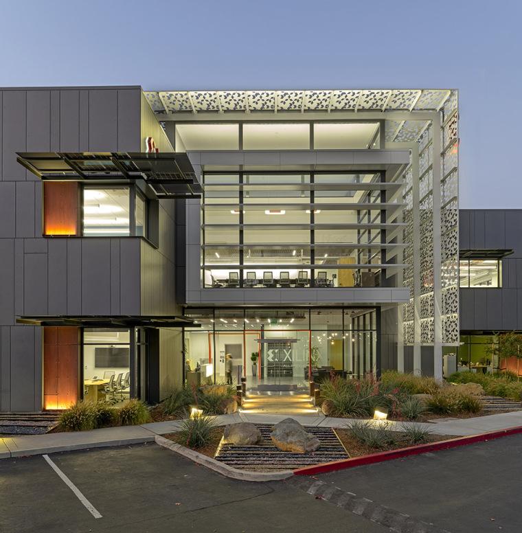 美国Xilinx总部大楼改造-4