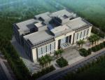 市政服务中心工程项目情况汇报(附图丰富,2017年)