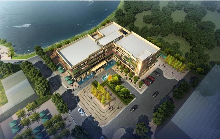 [上海]绿地环保园地块快捷酒店项目