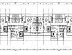 阳平某小区住宅楼su模型+cad平面图+效果方案
