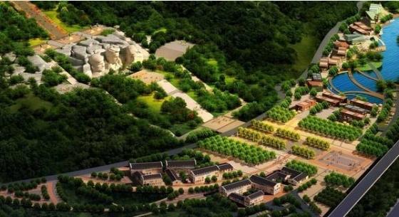 搞好旅游景区规划设计一共分几步?