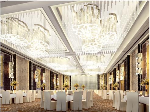 武汉知名大型酒店(高清方案效果图+全套施工图)