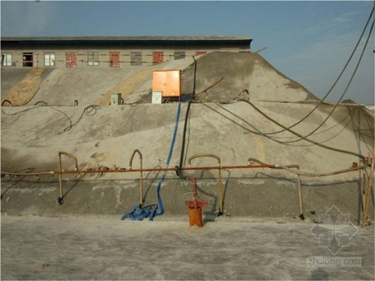 基坑施工封闭降水技术
