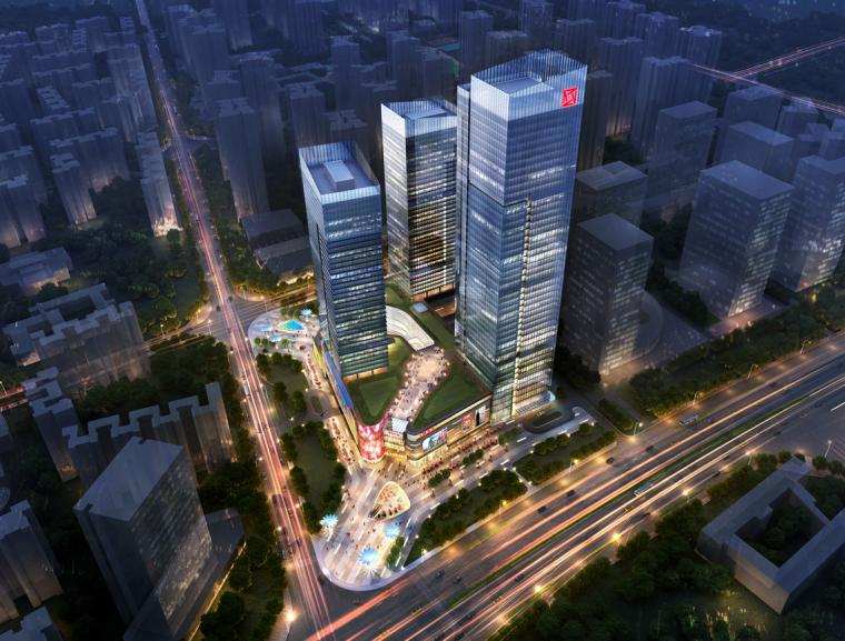 [云南]万科魅力之城商业综合体方案文本(PPT+86页)