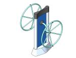 bim软件应用-族文件-双向扭腰器
