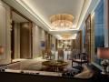 CCD--安顺百灵希尔顿温泉酒店室内概念设计方案文本
