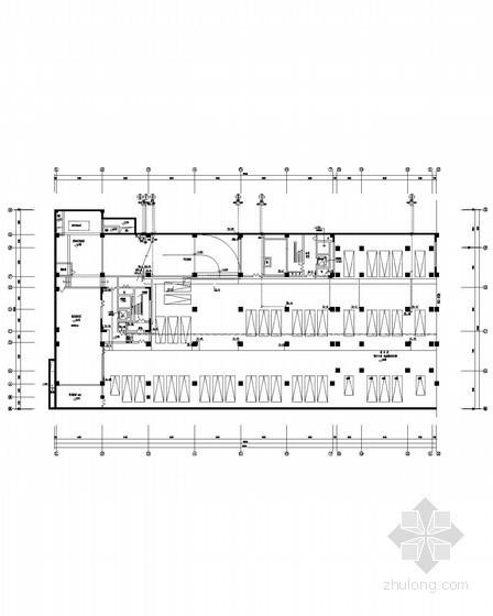 [陕西]世纪广场给排水施工设计图纸