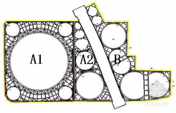 [天津]13米深基坑排桩加内支撑支护施工方案(既有地铁贯穿基坑 环梁支撑)